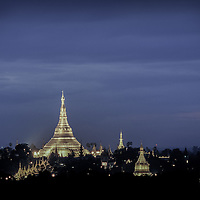 Yangon, Myanmar - May 2006<br /> Shwedagon Pagoda, the largest and most sacred Buddhist Pagoda of the world.<br /> Photo: Ezequiel Scagnetti