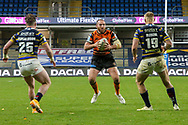 Daniel Smith of Castleford during the Betfred Super League match between Leeds Rhinos and Castleford Tigers at Emerald Headingley Stadium, Leeds, United Kingdom on 26 October 2020.