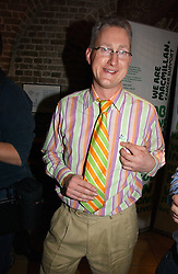 LEMBIT OPIK MP at the annual House of Lords and House of Commons Parliamentary Palace of Varieties in aid of Macmillan Cancer Support held at St.John's Smith Square, London W1 on 1st February 2007.<br /><br />NON EXCLUSIVE - WORLD RIGHTS