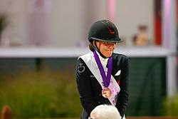 Dufour Catherine, DEN<br /> European Championship Dressage - Hagen 2021<br /> © Hippo Foto - Dirk Caremans<br /> 09/09/2021