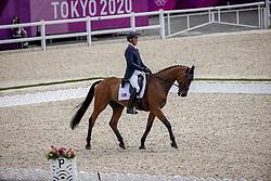 Payne Doug, USA, Vandiver, 278<br /> Olympic Games Tokyo 2021<br /> © Hippo Foto - Dirk Caremans<br /> 30/07/2021