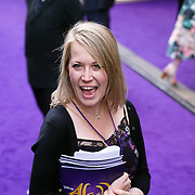 London,England,UK : 15 June 2016 : Guest attend the Disney's Aladdin Opening Night at the Prince Edward Theatre on Old Compton Street, Soho, London. Photo by See Li