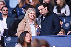 February 23, 2019 - Paris, France - NATHALIE BOY DE LA TOUR  (Credit Image: © Panoramic via ZUMA Press)
