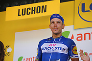 Podium, Philippe Gilbert (BEL - QuickStep - Floors) during the 105th Tour de France 2018, Stage 16, Carcassonne - Bagneres de Luchon (218 km) on July 24th, 2018 - Photo Kei Tsuji / BettiniPhoto / ProSportsImages / DPPI