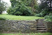 View of the back garden at Warren House, Wayne McGregor's Dartington Estate home in Devon<br /> Vanessa Berberian for The Wall Street Journal