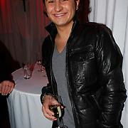 NLD/Uitgeest/20100118 - Uitreiking Geels Populariteits Awards van NH 2009, Danny Froger