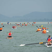 Paddle across lake Balaton - Balaton-átevezés 2020