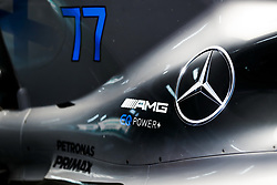 September 29, 2017 - Sepang, Malaysia - Motorsports: FIA Formula One World Championship 2017, Grand Prix of Malaysia, .technical detail, Mercedes AMG Petronas F1 Team  (Credit Image: © Hoch Zwei via ZUMA Wire)