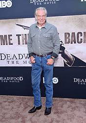 May 14, 2019 - Hollywood, California, U.S. - Leon Rippy arrives for the premiere of HBO's 'Deadwood' Movie at the Cinerama Dome theater. (Credit Image: © Lisa O'Connor/ZUMA Wire)