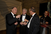 TIM PIGOTT-SMITH; DEREK JACOBI; RICHARD CLIFFORD The Royal Shakespeare Company (Stratford) fundraising dinner and auction to benefit company's Artists' Development Programme. Lawrence Hall, Greycoat St. London. 28 October 2008 *** Local Caption *** -DO NOT ARCHIVE-© Copyright Photograph by Dafydd Jones. 248 Clapham Rd. London SW9 0PZ. Tel 0207 820 0771. www.dafjones.com.