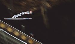 26.02.2021, Oberstdorf, GER, FIS Weltmeisterschaften Ski Nordisch, Oberstdorf 2021, Herren, Skisprung, HS106, Qualifikation, im Bild Dawid Kubacki (POL) // Dawid Kubacki of Poland during qualification of men ski Jumping HS106 Competition of FIS Nordic Ski World Championships 2021. in Oberstdorf, Germany on 2021/02/26. EXPA Pictures © 2021, PhotoCredit: EXPA/ Dominik Angerer