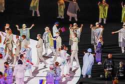 Opening Ceremony , Netherlands<br /> Olympic Games Tokyo 2021<br /> © Hippo Foto - Dirk Caremans<br /> 23/07/2021