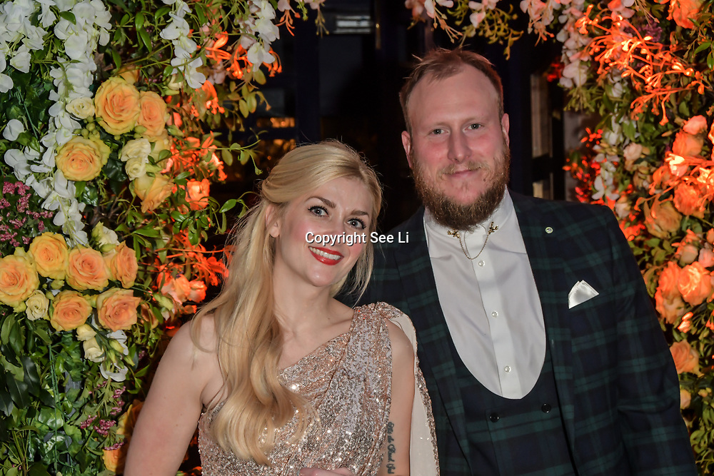 Matthew Glass is a Pr of Cult Media Collection for Tramp Members Club 40 Jermyn Street, on 23 May 2019, London, UK.