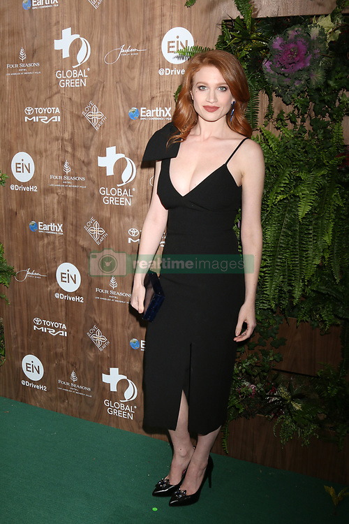 February 20, 2019 - Beverly Hills, CA, USA - LOS ANGELES - FEB 20:  Sarah Hay at the Global Green 2019 Pre-Oscar Gala at the Four Seasons Hotel on February 20, 2019 in Beverly Hills, CA (Credit Image: © Kay Blake/ZUMA Wire)