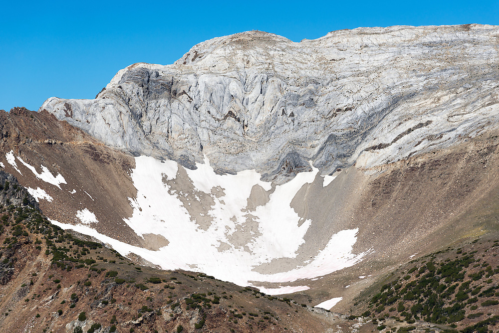 The Matterhorn, one of the highest peaks in Oregon's Wallowa Mountains.