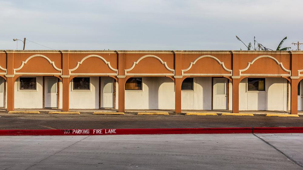 Motel, Zapata County, Texas, USA