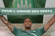Gabriel Silva signs for AS Saint