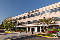 Architectural image of Greens 3 Office Building in Chantilly Virginia by Jeffrey Sauers of Commercial Photographics, Architectural Photo and Video Artistry