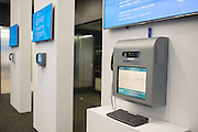 Securus technology on display at the companies offices near Dallas, Texas on December 14, 2015. (Cooper Neill)