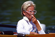 Lucerne, SWITZERLAND.  [RDA] DDR W4+ 1988  Cox, Sylvia MUELLER-ROSE,  Lucerne International Regatta, Lake Rotsee. June 1988 [Mandatory Credit - Peter Spurrier/Intersport Images] 1988 Lucerne International Regatta
