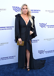 May 4, 2019 - Hollywood, California, U.S. - KESHA arrives for the 2019 Humane Society Gala at Paramount Studios. (Credit Image: © Lisa O'Connor/ZUMA Wire)