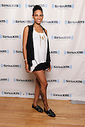 Portraits of singer Goapele at SiriusXM Studios, NYC. August 15, 2012. Copyright © 2012 Matthew Eisman. All Rights Reserved.