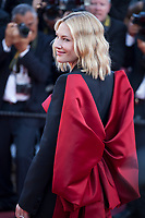 Jury President Cate Blanchett at the Award Ceremony and The Man Who Killed Don Quixote at the The Man Who Killed Don Quixote gala screening at the 71st Cannes Film Festival, Saturday 19th May 2018, Cannes, France. Photo credit: Doreen Kennedy