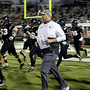 ORLANDO, FL - NOVEMBER 14: Head coach Josh Heupel of the Central Florida Knights trots onto the field against the Temple Owls at Bounce House-FBC Mortgage Field on November 14, 2020 in Orlando, Florida. (Photo by Alex Menendez/Getty Images) *** Local Caption *** Josh Heupel