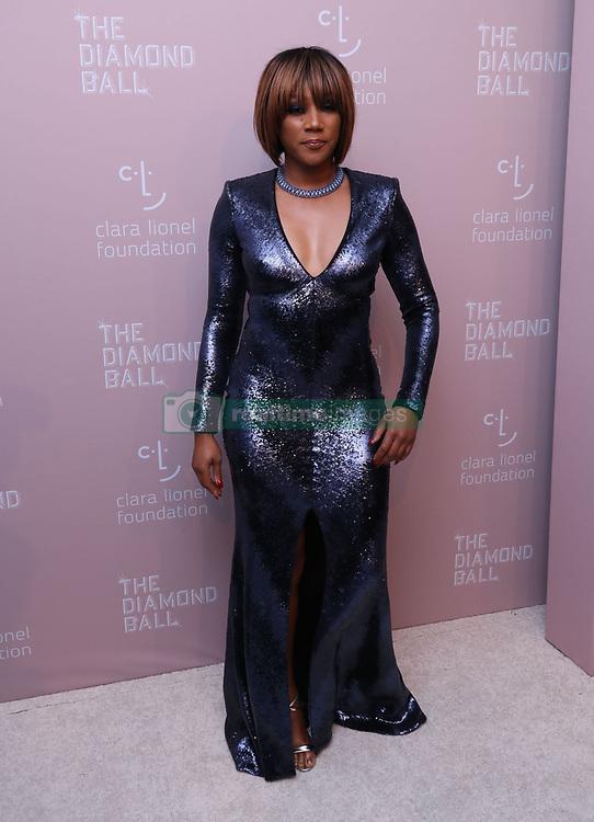 September 15, 2018 - New York City, New York, USA - 9/13/18.Tiffany Haddish at Rihanna''s 4th Annual Diamond Ball held at Cipriani Wall Street in New York City..(NYC) (Credit Image: © Starmax/Newscom via ZUMA Press)