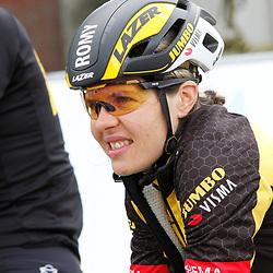 14-03-2021: Wielrennen: GP Oetingen: Oetingen: Romy Kasper