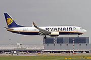 Ryanair Boeing 737-800 Next Gen, at Milan, Italy