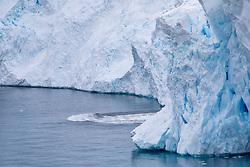 Galcier Calving, Neko Harbor, Antarctica