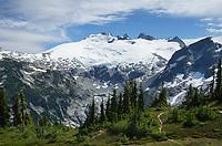 Mount Challenger North Cascades National Park