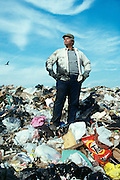 William L. Rathje, professor of Archeology at the University of Arizona studies garbage as insight into human behavior.  The only way to know a person is by what they throw away, he says.