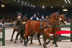 Duen Rainer<br /> CDI-W 's Hertogenbosch 2004<br /> Photo © Hippo Foto