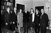 1964 American Farm Exchange students