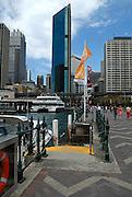 Commissioner's Steps, Circular Quay, Sydney, Australia