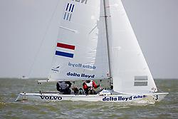 08_00936 © Sander van der Borch. Medemblik - The Netherlands,  May 21th 2008 . First day of the Delta Lloyd Regatta 2008.