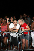 l to r: Dan Petruzzi and Ginny Suss at The 26th Annual Martin Luther King Concert Series featuring Erykah Badu held at Wingate Field in Brooklyn, NY on August 4, 2008..The Martin Luther King Jr. Concert Series is celebrating its spectacular 26th season with a star-studded line-up of gospel, classic soul, contemporary, Caribbean and R&B artists.