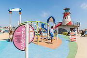 Children's Playhouse at Marina Park in Newport Beach