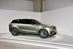 Atmosphere at the Range Rover Velar Global Reveal at The Design Museum, London England. 1 March 2017.