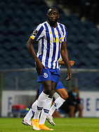 Moussa Marega of Porto during the Portuguese League (Liga NOS) match between FC Porto and Maritimo at Estadio do Dragao, Porto, Portugal on 3 October 2020.