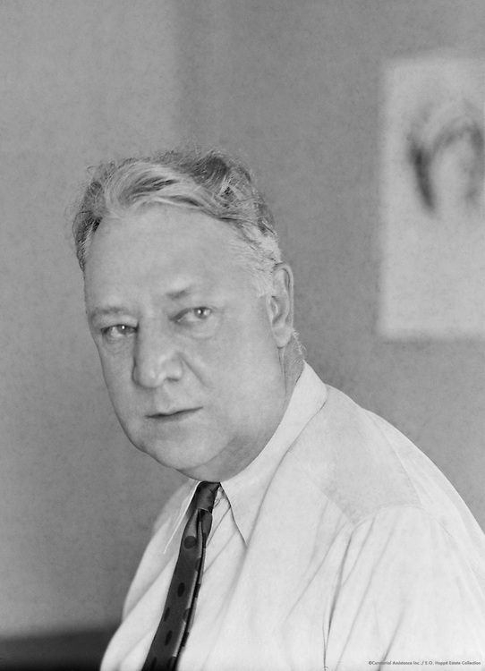Harrison Fisher, artist and  illustrator, 1926