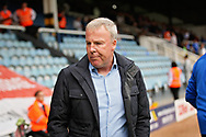 Portsmouth manager Kenny Jackett before the EFL Sky Bet League 1 match between Peterborough United and Portsmouth at London Road, Peterborough, England on 15 September 2018.