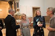SIAN WESTERMAN, FRANCES OSBORNE, 2019 Royal Academy Annual dinner, Piccadilly, London.  3 June 2019