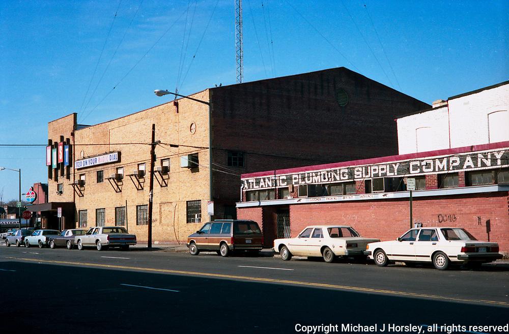 815 V Street NW Washington DC 1986