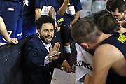 DESCRIZIONE : Roma LNP A2 2015-16 Acea Virtus Roma La Briosa Barcellona<br /> GIOCATORE : Francesco Trimboli<br /> CATEGORIA : coach allenatore time out<br /> SQUADRA : La Briosa Barcellona<br /> EVENTO : Campionato LNP A2 2015-2016<br /> GARA : Acea Virtus Roma La Briosa Barcellona<br /> DATA : 28/02/2016<br /> SPORT : Pallacanestro <br /> AUTORE : Agenzia Ciamillo-Castoria/G.Masi<br /> Galleria : LNP A2 2015-2016<br /> Fotonotizia : Roma LNP A2 2015-16 Acea Virtus Roma La Briosa Barcellona