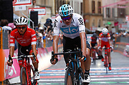 Christopher Froome (GBR - Team Sky) during the 101th Tour of Italy, Giro d'Italia 2018, stage 11, Assisi - Osimo 156 km on May 16, 2018 in Italy - Photo Luca Bettini / BettiniPhoto / ProSportsImages / DPPI