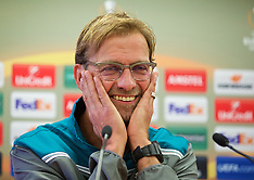 151021 Liverpool Training & Press Conf