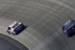 October 7, 2018 - Dover, Delaware, United States of America - AJ Allmendinger (47) battles for position during the Gander Outdoors 400 at Dover International Speedway in Dover, Delaware. (Credit Image: © Justin R. Noe Asp Inc/ASP via ZUMA Wire)